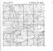Gillett T28N-R18E, Oconto County 1987